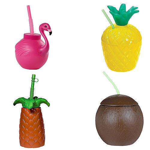 Tropical Cups Beach Kit Image #1