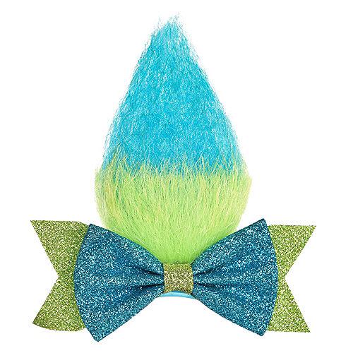 DreamWorks Trolls World Tour Blue & Green Bow Image #1