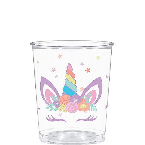 Unicorn Party Favor Cup Image #1