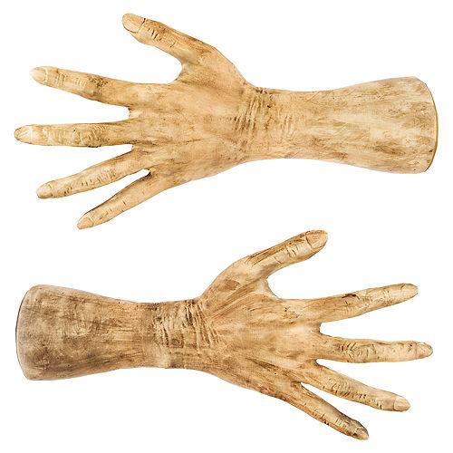 Light-Up Grave Breaker Hands, 2ct Image #1
