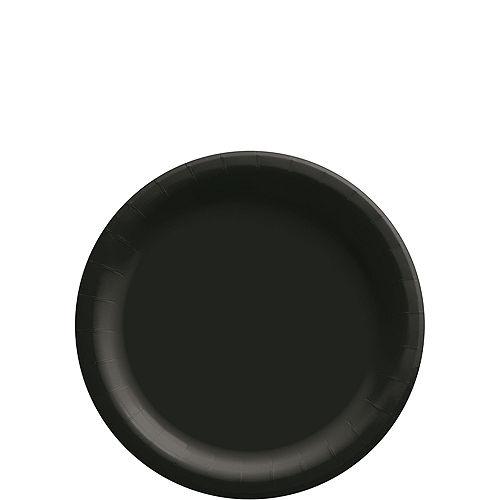 Black Tableware Kit for 20 Guests Image #2