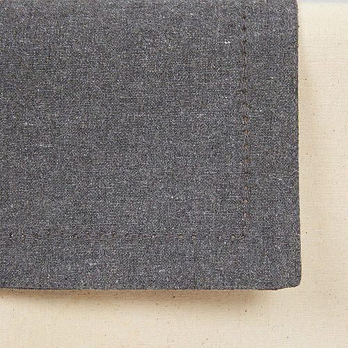 Gray Premium Fabric Table Runner Image #3