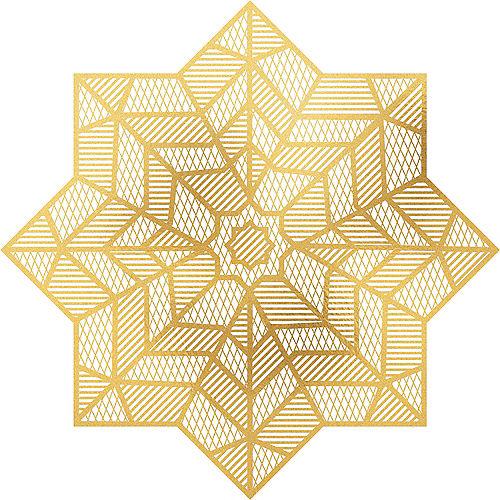 Eid Star Vinyl Placemat Image #1