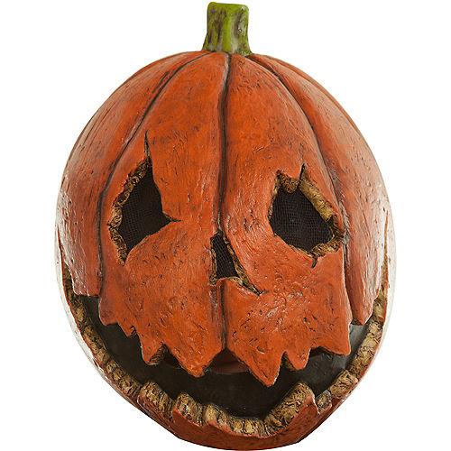 Pumpkin Ghoul Mask Image #1