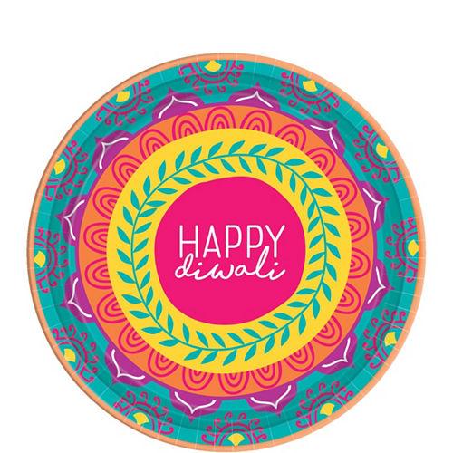 Diwali Tableware Kit for 8 Guests Image #8