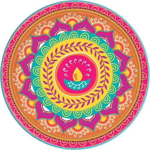 Diwali Tableware Kit for 16 Guests Image #9