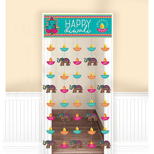 Diwali Door Decorating Kit Image #4