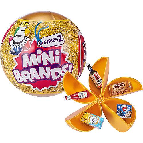 5 Surprise Mini Brands! Surprise Ball - Series 2 Image #1