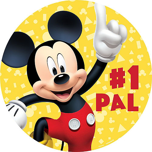 Mickey Mouse Forever Portrait Kit 5pc Image #4