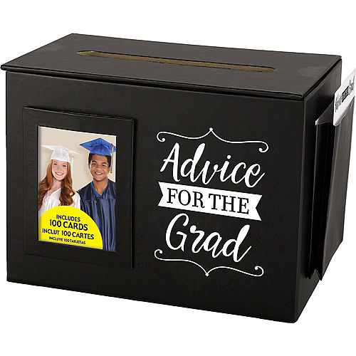 Advice for the Grad Cardholder Box 100 Guests Image #1