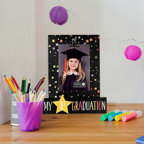 My First Graduation Clipboard Photo Frame Image #2