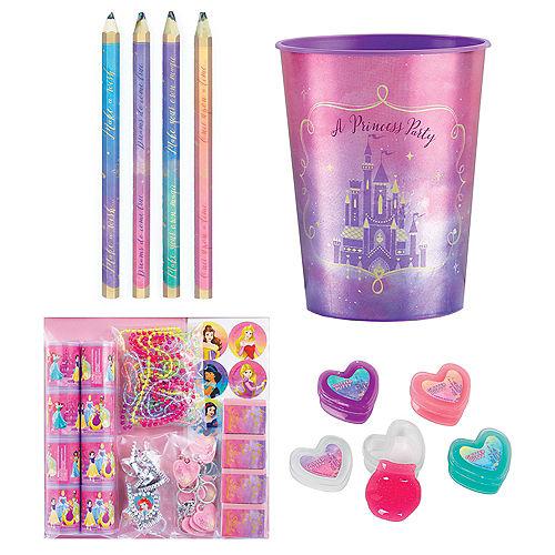 Disney Princess Favor Cup Kit for 8 Guests Image #1