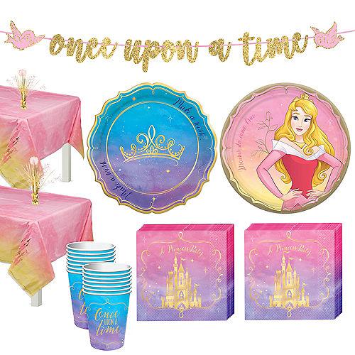 Disney Princess Aurora Tableware Kit for 16 Guests Image #1