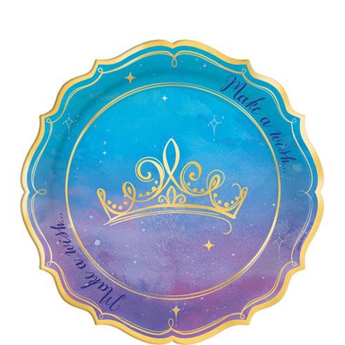 Disney Princess Belle Tableware Kit for 8 Guests Image #2