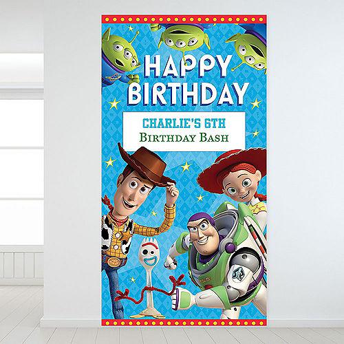 Custom Toy Story 4 Backdrop Image #1