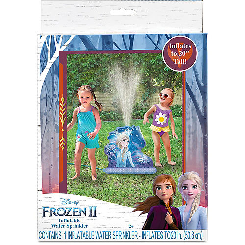 Inflatable Frozen 2 Water Sprinkler Image #1