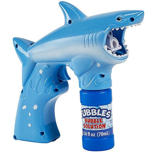 Light-Up Singing Fubbles® Shark Bubble Blaster Image #1