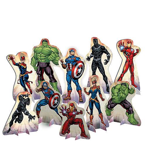 Marvel Powers Unite Table Decorating Kit 11pc Image #1