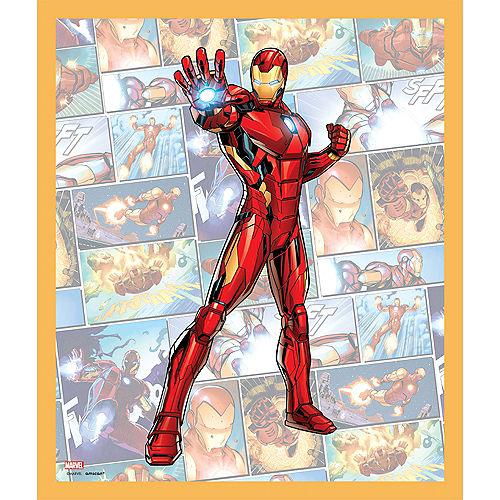 Marvel Powers Unite Wall Portrait Kit 7pc Image #2