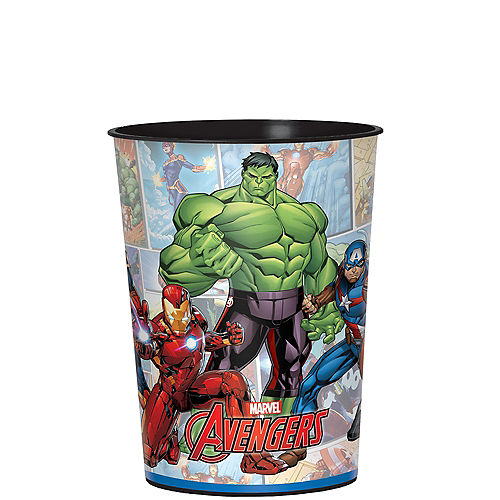 Marvel Powers Unite Favor Cup Image #1