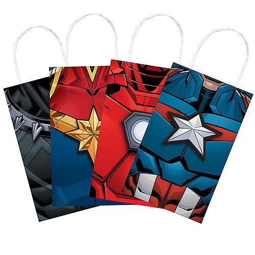 Marvel Powers Unite Create Your Own Favor Bag Kit 8ct Image #1