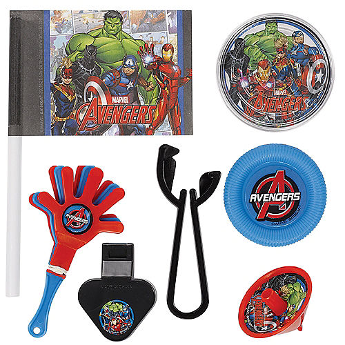 Marvel Powers Unite Favor Pack 48pc Image #1