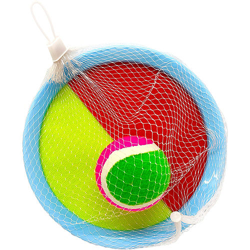 Easy-Grab Catch Pads with Ball 3pc Image #1