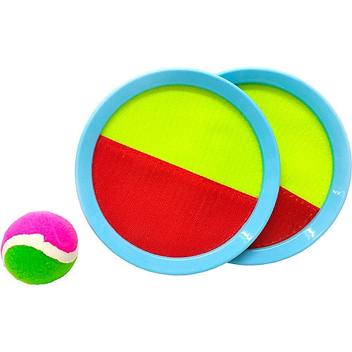 Easy-Grab Catch Pads with Ball 3pc Image #2