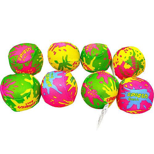 Summer Splash Balls 8ct Image #1