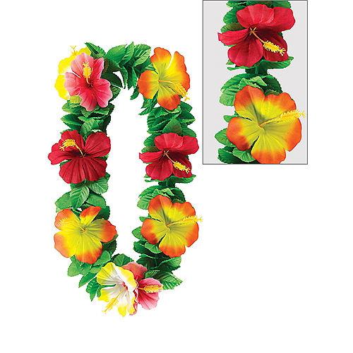 Key West Flower Lei Image #1