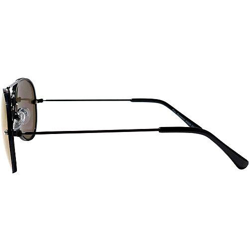 Child Blue Lens Aviator Sunglasses Image #3