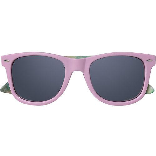 Child Tie Dye Wayfarer Sunglasses Image #1