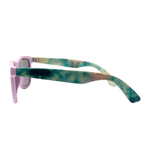 Child Tie Dye Wayfarer Sunglasses Image #3