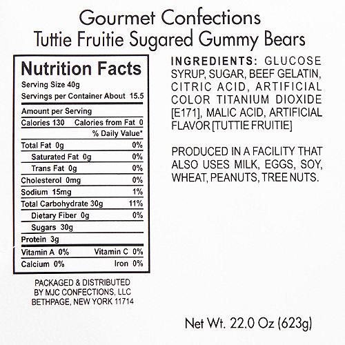 Tutti Frutti Gummy Bears Image #2
