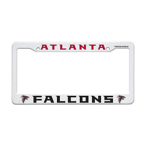 Atlanta Falcons License Plate Frame Image #1