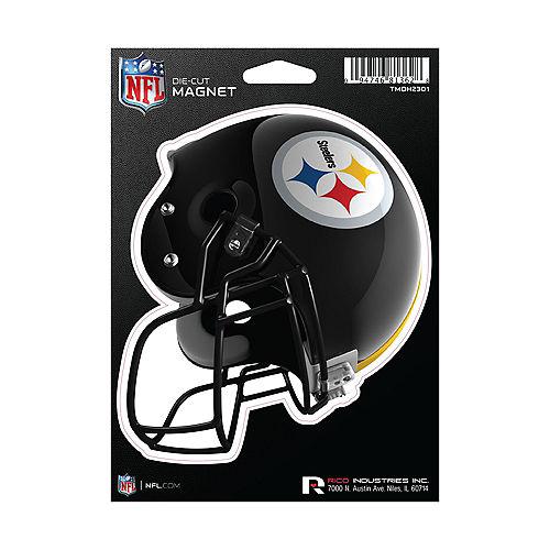Pittsburgh Steelers Die-Cut Magnet Image #1