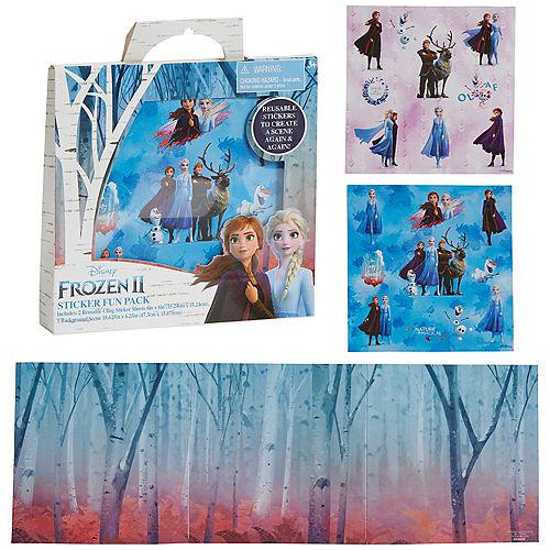 Frozen 2 Sticker Activity Kit Image #1