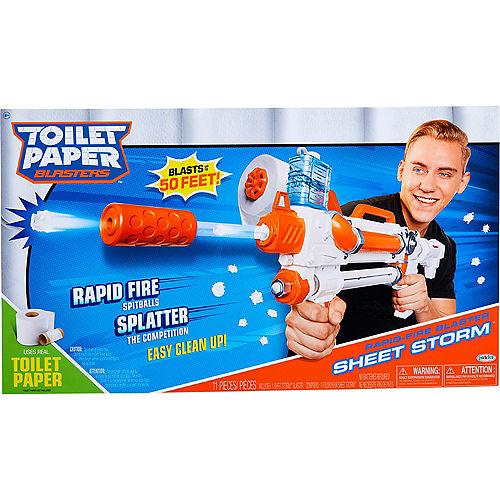 Toilet Paper Blaster Sheet Storm Image #4