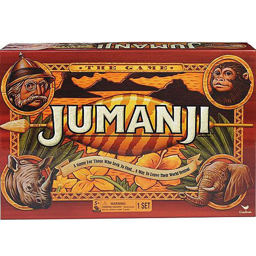 Jumanji Board Game Image #1