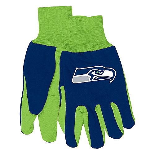 Seattle Seahawks Gloves Image #1