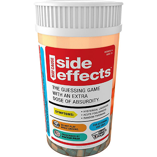 (May Cause) Side Effects Game Image #1