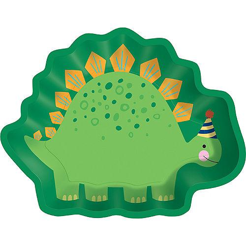 Dino-Mite Dinosaur Lunch Plates 8ct Image #1