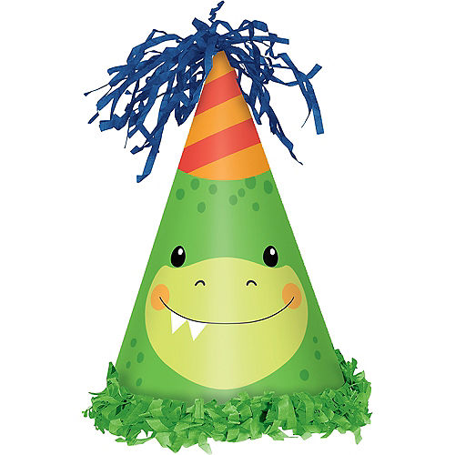Dino-Mite Party Hat Image #1