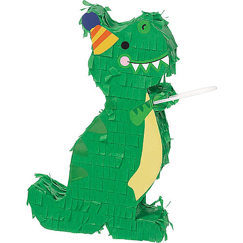 Mini Dino-Mite Dinosaur Pinata Decoration Image #1