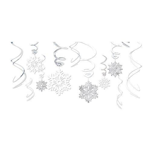 Let It Snow Snowflake Decorating Kit Image #3
