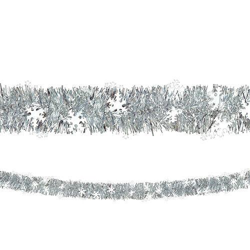 Let It Snow Snowflake Decorating Kit Image #4