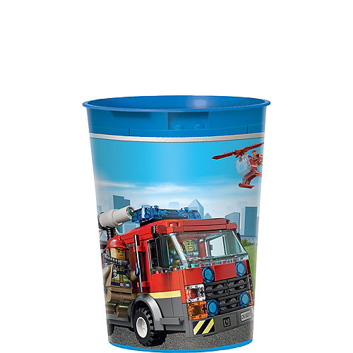 LEGO City Favor Cup Image #1