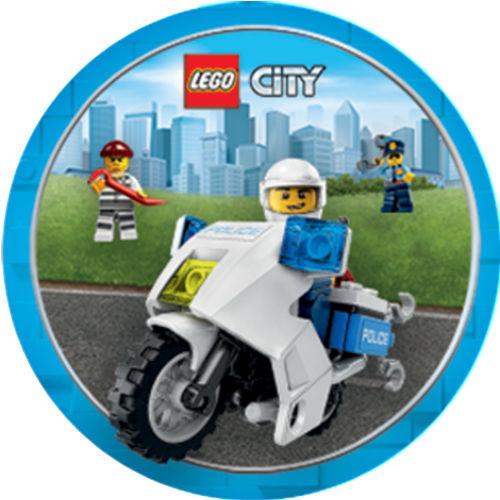 LEGO City Swirl Decorations 12ct Image #3