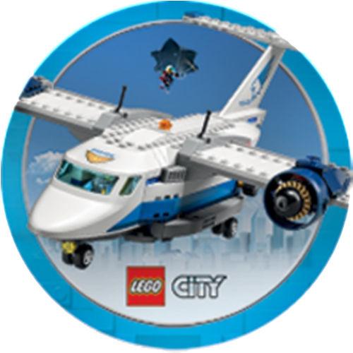 LEGO City Swirl Decorations 12ct Image #7