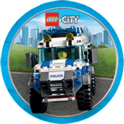 LEGO City Swirl Decorations 12ct Image #13